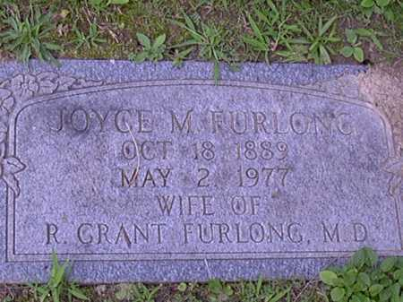 FURLONG, JOYCE - Washington County, Pennsylvania | JOYCE FURLONG - Pennsylvania Gravestone Photos