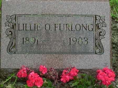FURLONG, LILLIE - Washington County, Pennsylvania | LILLIE FURLONG - Pennsylvania Gravestone Photos