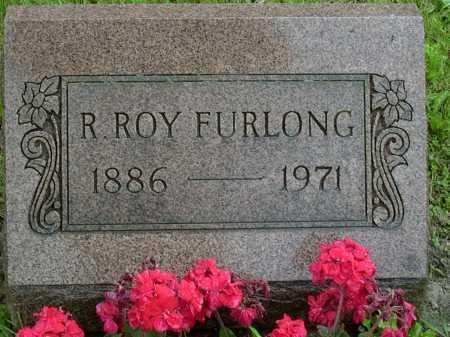 FURLONG, ROY - Washington County, Pennsylvania   ROY FURLONG - Pennsylvania Gravestone Photos