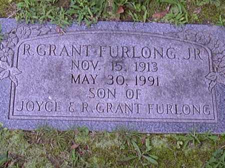 GRANT, FURLONG - Washington County, Pennsylvania | FURLONG GRANT - Pennsylvania Gravestone Photos