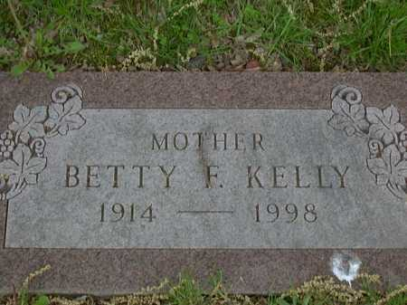 KELLY, BETTY - Washington County, Pennsylvania | BETTY KELLY - Pennsylvania Gravestone Photos