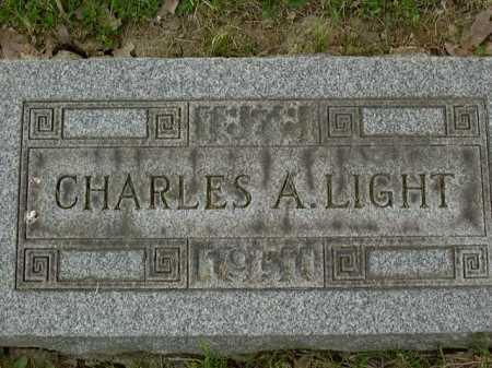 LIGHT, CHARLES - Washington County, Pennsylvania | CHARLES LIGHT - Pennsylvania Gravestone Photos