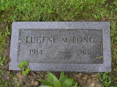 LONG, EUGENE - Washington County, Pennsylvania | EUGENE LONG - Pennsylvania Gravestone Photos