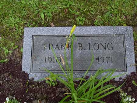 LONG, FRANK - Washington County, Pennsylvania | FRANK LONG - Pennsylvania Gravestone Photos