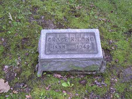 LONG, GRACE - Washington County, Pennsylvania | GRACE LONG - Pennsylvania Gravestone Photos
