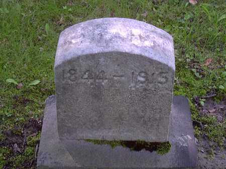 LONG, SARAH - Washington County, Pennsylvania | SARAH LONG - Pennsylvania Gravestone Photos