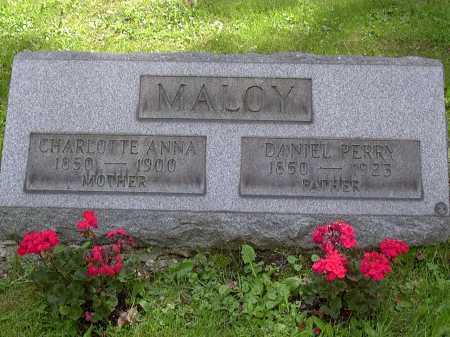 MALOY, CHARLOTTE - Washington County, Pennsylvania   CHARLOTTE MALOY - Pennsylvania Gravestone Photos