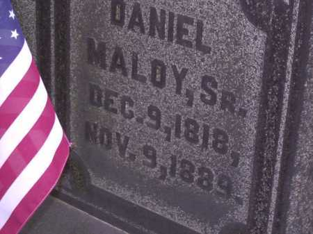 MALOY, DANIEL - Washington County, Pennsylvania | DANIEL MALOY - Pennsylvania Gravestone Photos