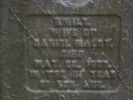 MALOY, EMILY - Washington County, Pennsylvania | EMILY MALOY - Pennsylvania Gravestone Photos