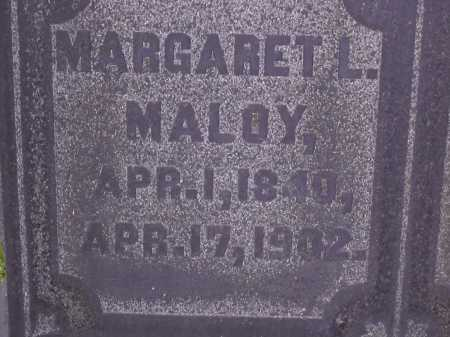 MALOY, MARGARET - Washington County, Pennsylvania | MARGARET MALOY - Pennsylvania Gravestone Photos