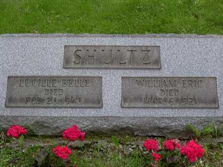 SHULTZ, WILLIAM - Washington County, Pennsylvania | WILLIAM SHULTZ - Pennsylvania Gravestone Photos