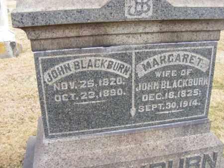 BLACKBURN, MARGARET - Westmoreland County, Pennsylvania | MARGARET BLACKBURN - Pennsylvania Gravestone Photos