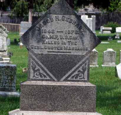 GEBHART (US), JACOB H. - Westmoreland County, Pennsylvania   JACOB H. GEBHART (US) - Pennsylvania Gravestone Photos