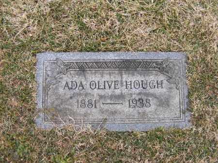 HOUGH, ADA - Westmoreland County, Pennsylvania | ADA HOUGH - Pennsylvania Gravestone Photos