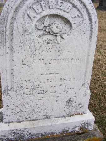 F JOHNSTON, ALFRED - Westmoreland County, Pennsylvania   ALFRED F JOHNSTON - Pennsylvania Gravestone Photos