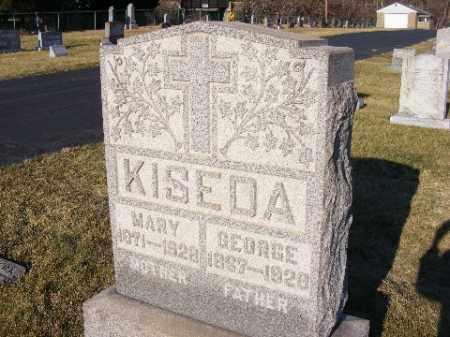 KISEDA, GEORGE - Westmoreland County, Pennsylvania | GEORGE KISEDA - Pennsylvania Gravestone Photos