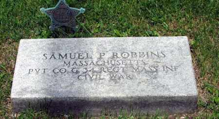 ROBBINS (CW), SAMUEL P. - Westmoreland County, Pennsylvania   SAMUEL P. ROBBINS (CW) - Pennsylvania Gravestone Photos