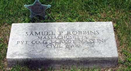 ROBBINS (CW), SAMUEL P. - Westmoreland County, Pennsylvania | SAMUEL P. ROBBINS (CW) - Pennsylvania Gravestone Photos