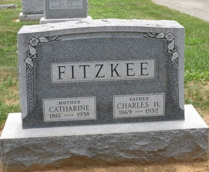 FRITZKEE, CHARLES H - York County, Pennsylvania | CHARLES H FRITZKEE - Pennsylvania Gravestone Photos