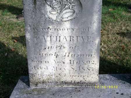 HAMM, CATHERINE - York County, Pennsylvania | CATHERINE HAMM - Pennsylvania Gravestone Photos