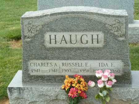 HAUGH, IDA E. - York County, Pennsylvania   IDA E. HAUGH - Pennsylvania Gravestone Photos
