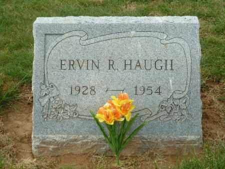 HAUGH, ERVINJ - York County, Pennsylvania | ERVINJ HAUGH - Pennsylvania Gravestone Photos
