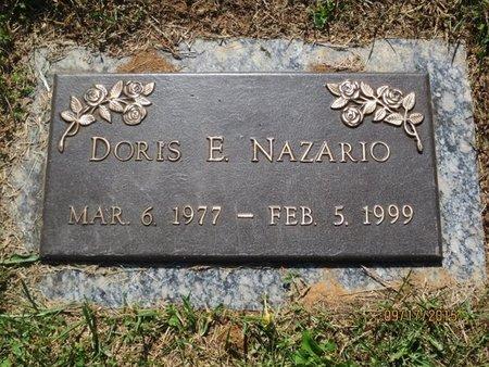 NAZARIO, DORIS E - York County, Pennsylvania | DORIS E NAZARIO - Pennsylvania Gravestone Photos