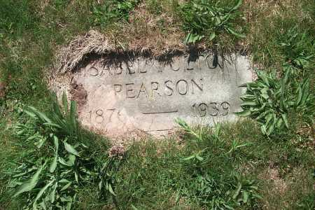 PEARSON, ISABEL - York County, Pennsylvania | ISABEL PEARSON - Pennsylvania Gravestone Photos