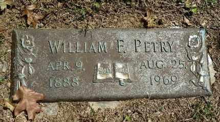 PETRY, WILLIAM - York County, Pennsylvania | WILLIAM PETRY - Pennsylvania Gravestone Photos