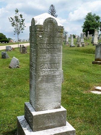PIFER, ANDREW - York County, Pennsylvania | ANDREW PIFER - Pennsylvania Gravestone Photos