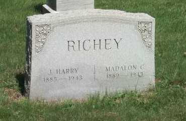 RICHEY, JAMES HARRY - York County, Pennsylvania   JAMES HARRY RICHEY - Pennsylvania Gravestone Photos