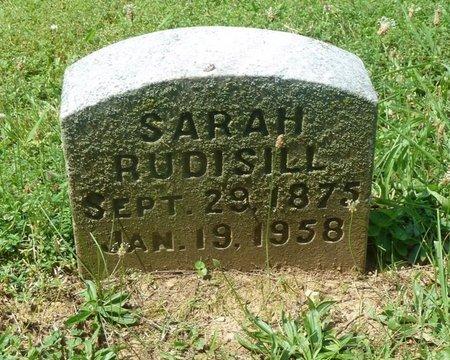 RUDISILL, SARAH - York County, Pennsylvania | SARAH RUDISILL - Pennsylvania Gravestone Photos