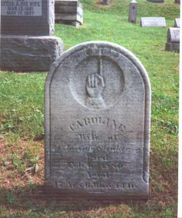 SECHRIST SLENKER, CAROLINE - York County, Pennsylvania | CAROLINE SECHRIST SLENKER - Pennsylvania Gravestone Photos