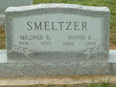 SMELTZER, MILDRED R, - York County, Pennsylvania | MILDRED R, SMELTZER - Pennsylvania Gravestone Photos
