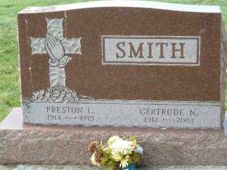 SMITH, GERTRUDE N. - York County, Pennsylvania | GERTRUDE N. SMITH - Pennsylvania Gravestone Photos