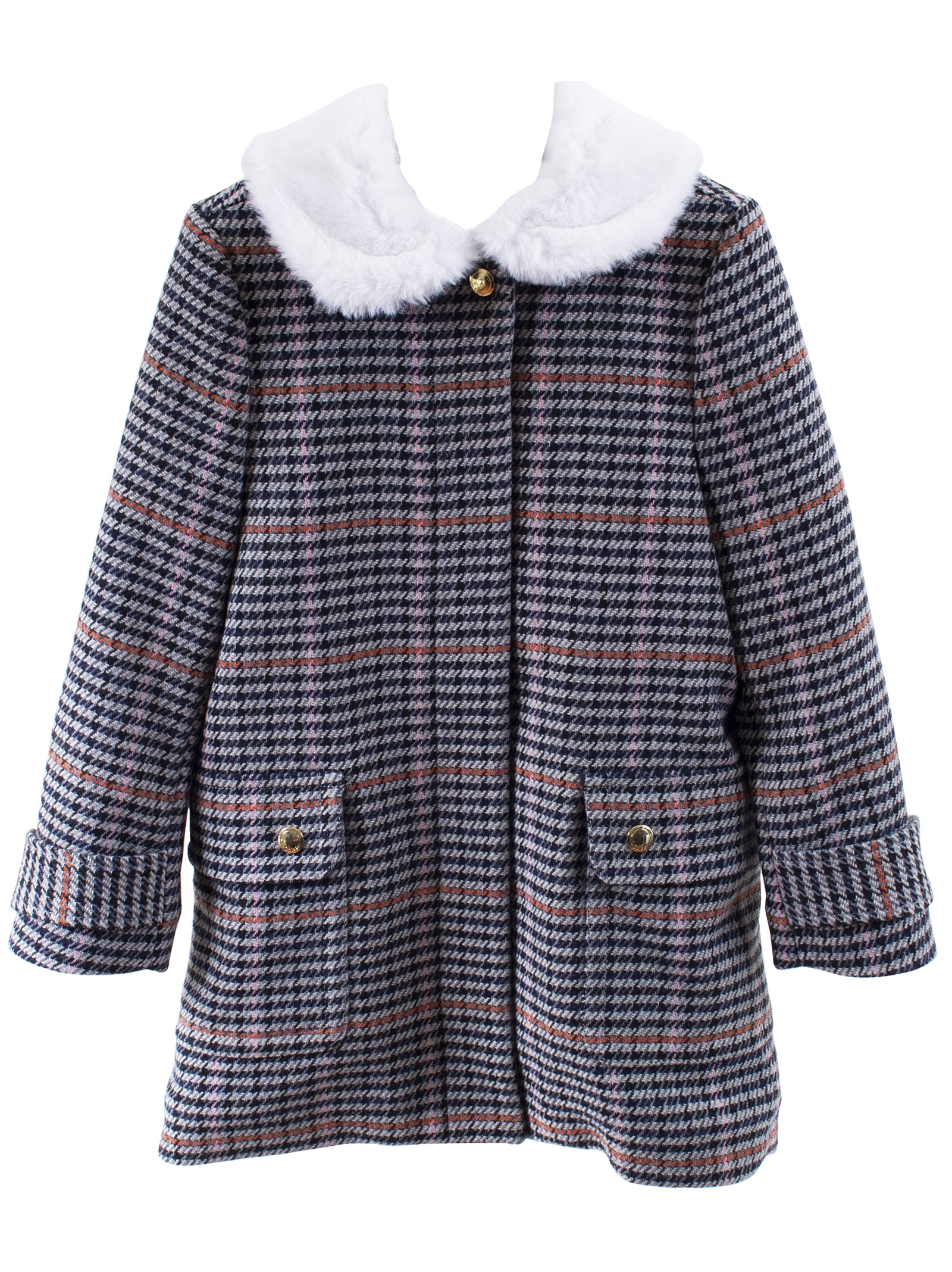sneakers for cheap 035c8 0f280 Cappotto bambina