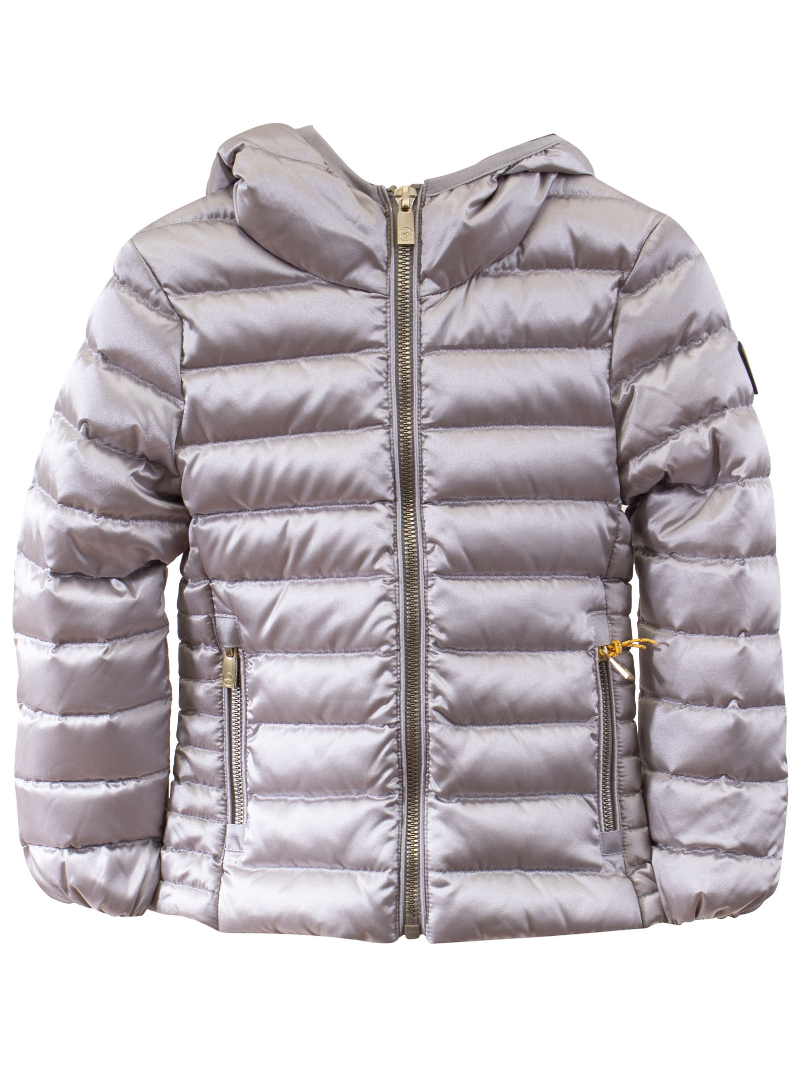super popular cae6f 9f686 Little girl down jacket with hood