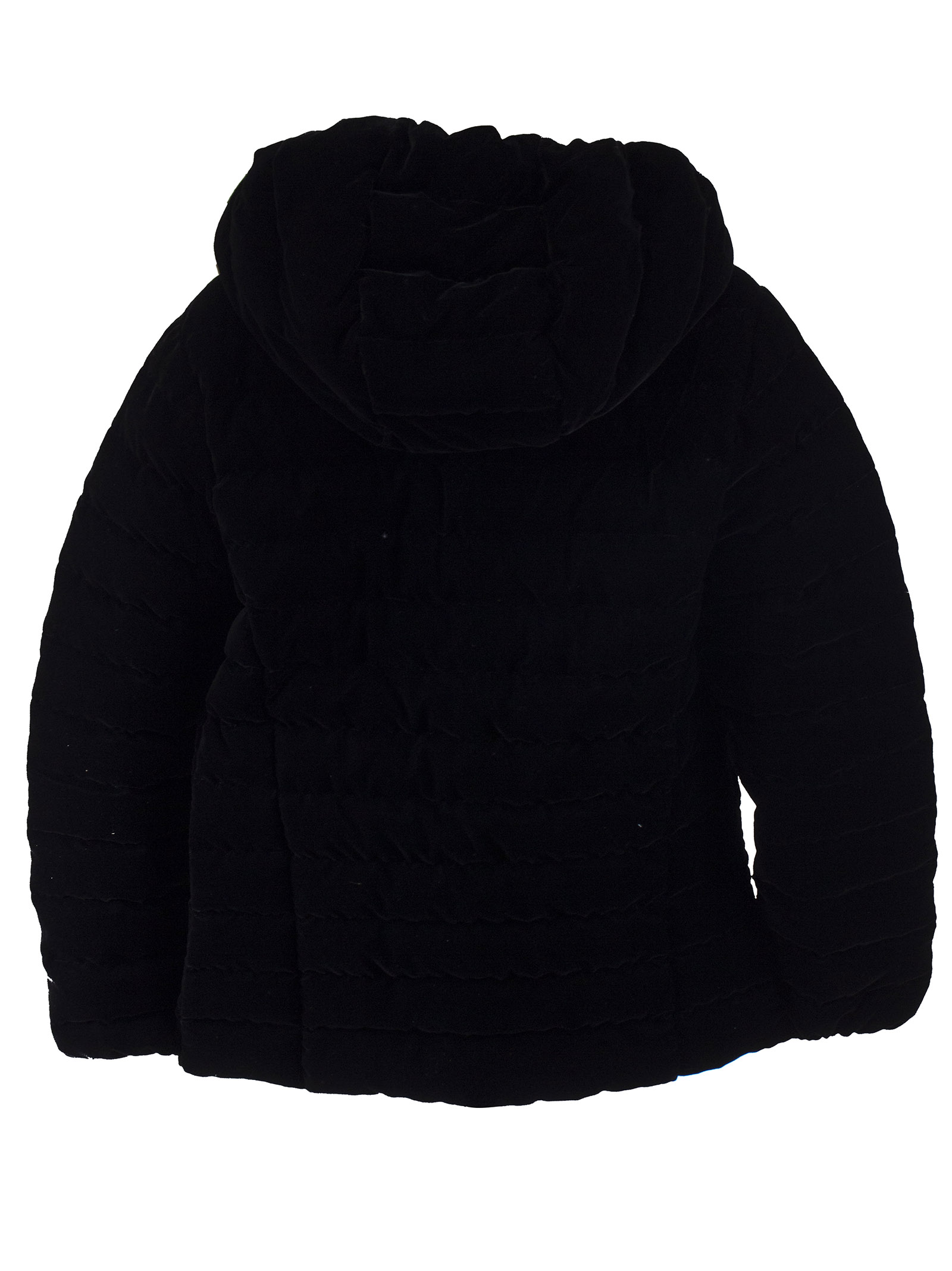 competitive price 9484d 4f79a Little girl with hood and zip