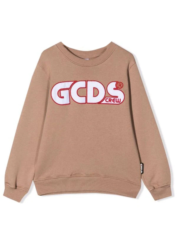 Felpa con stampa GCDS KIDS | 028489T094