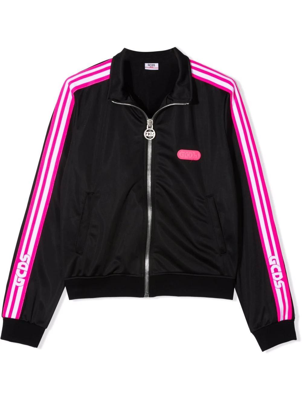 Bomber jacket with print GCDS KIDS   028659110