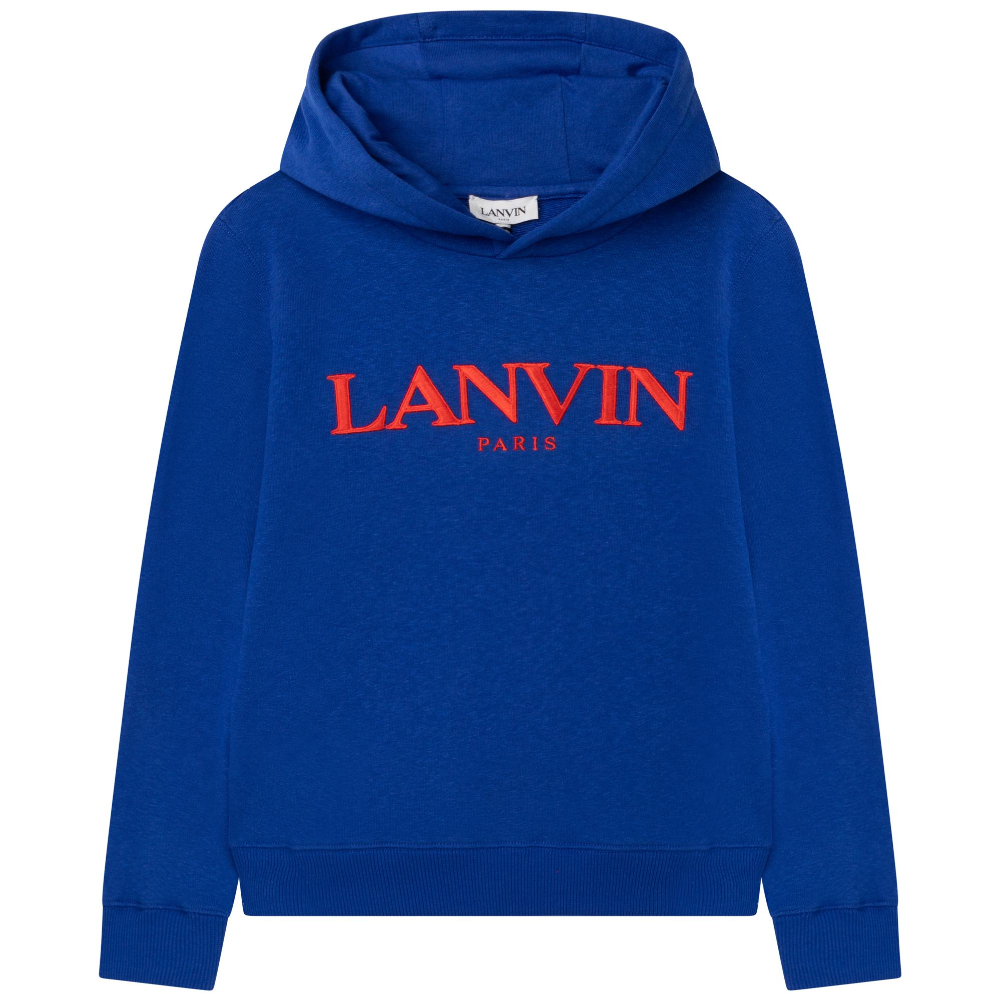 Hoodie LANVIN KIDS | N25048T865