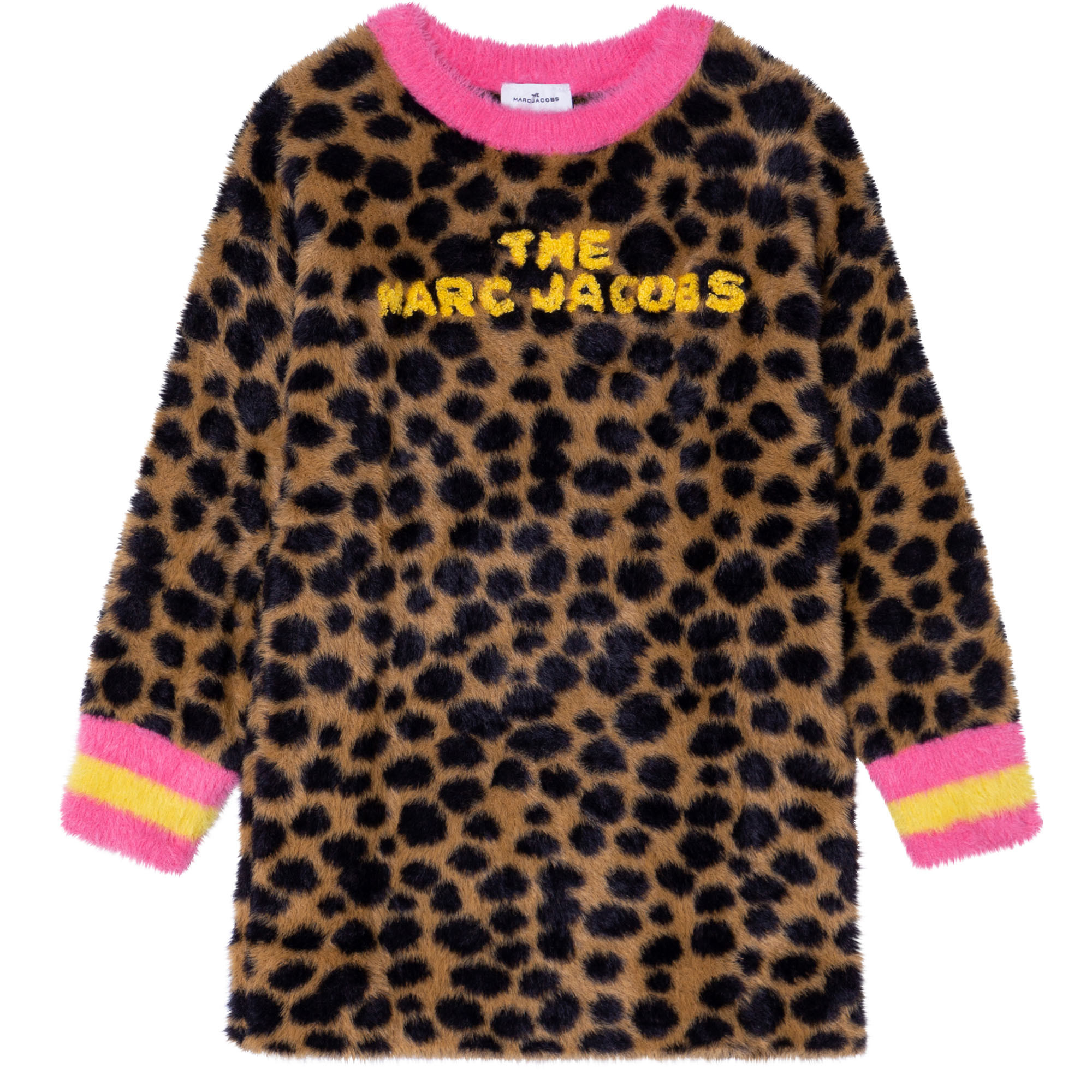 Abito con stampa THE MARC JACOBS KIDS | W12388300