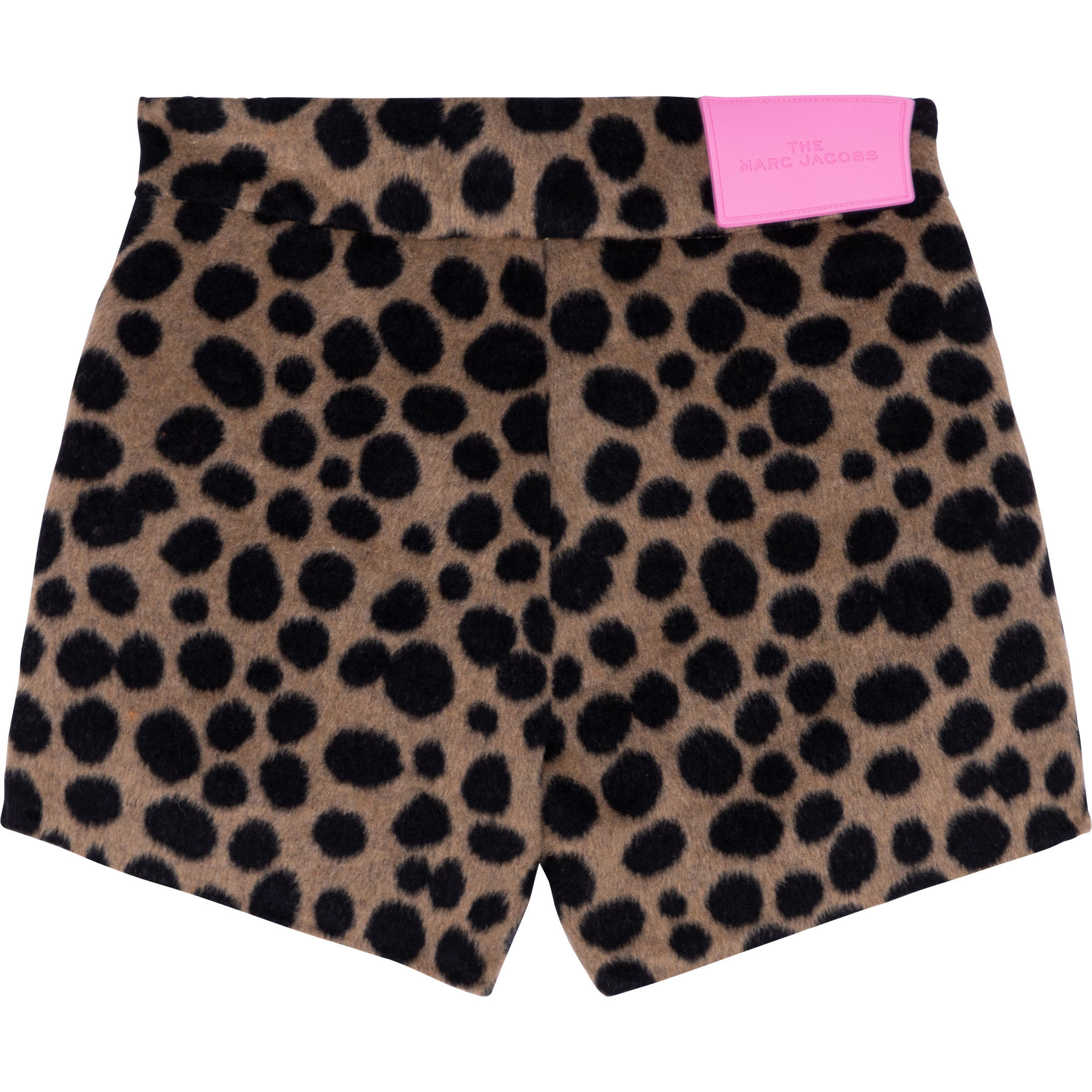 Shorts con stampa THE MARC JACOBS KIDS | W14285300