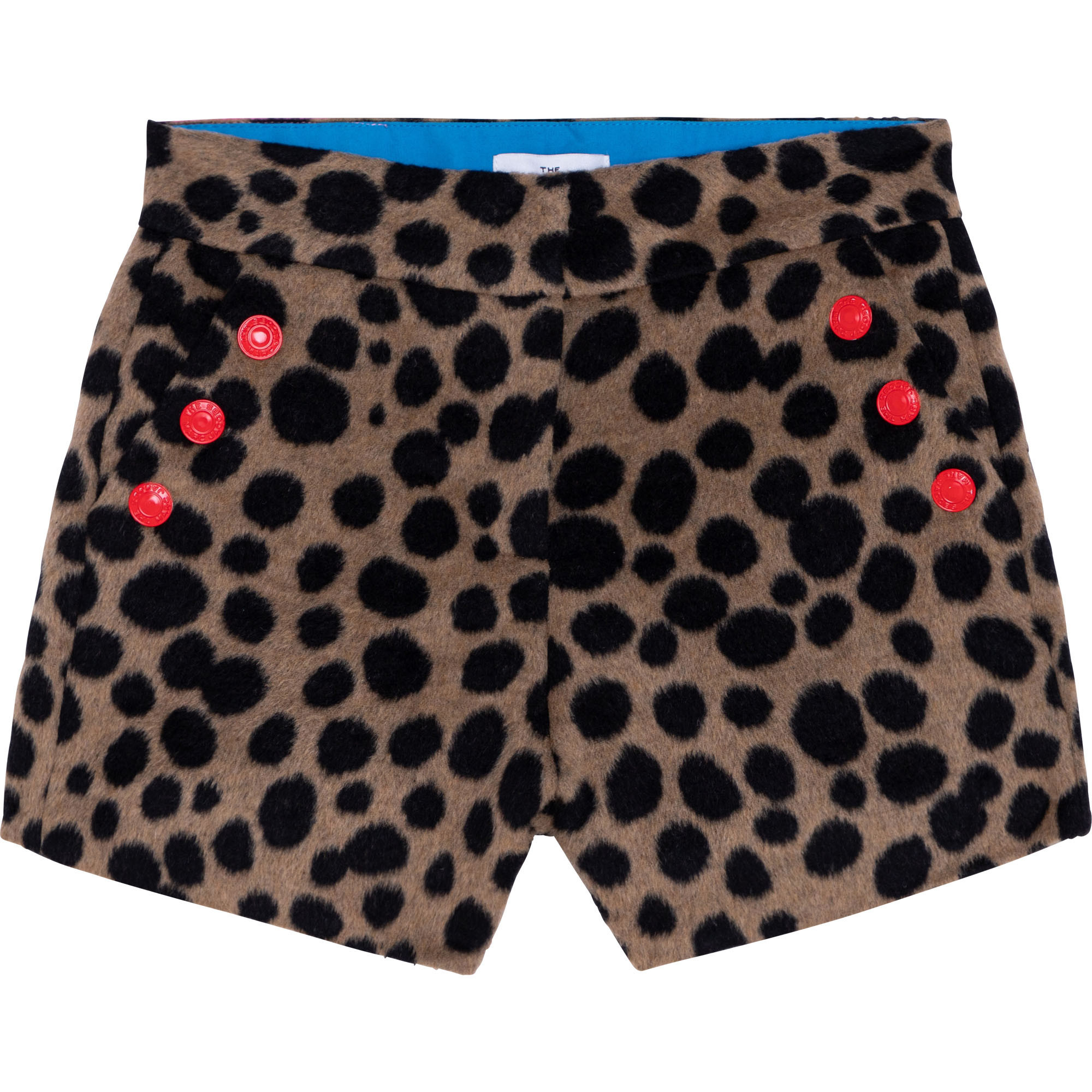 Shorts con stampa THE MARC JACOBS KIDS | W14285T300
