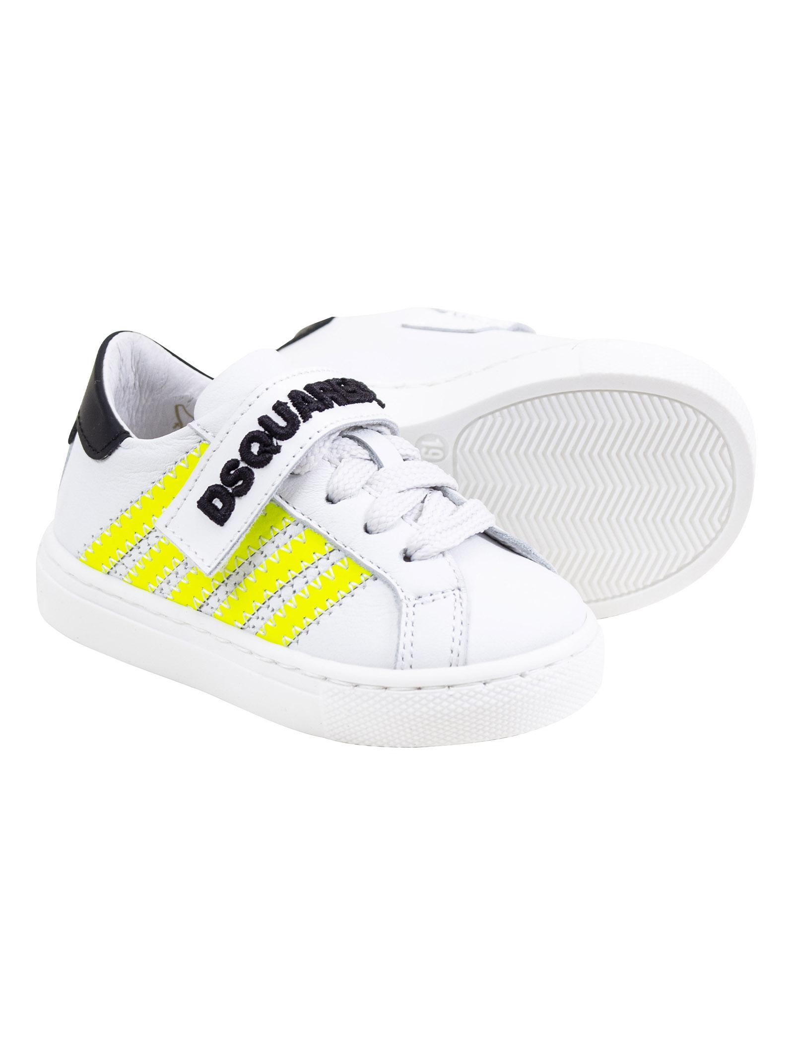 Child sneakers - DSQUARED2 JUNIOR
