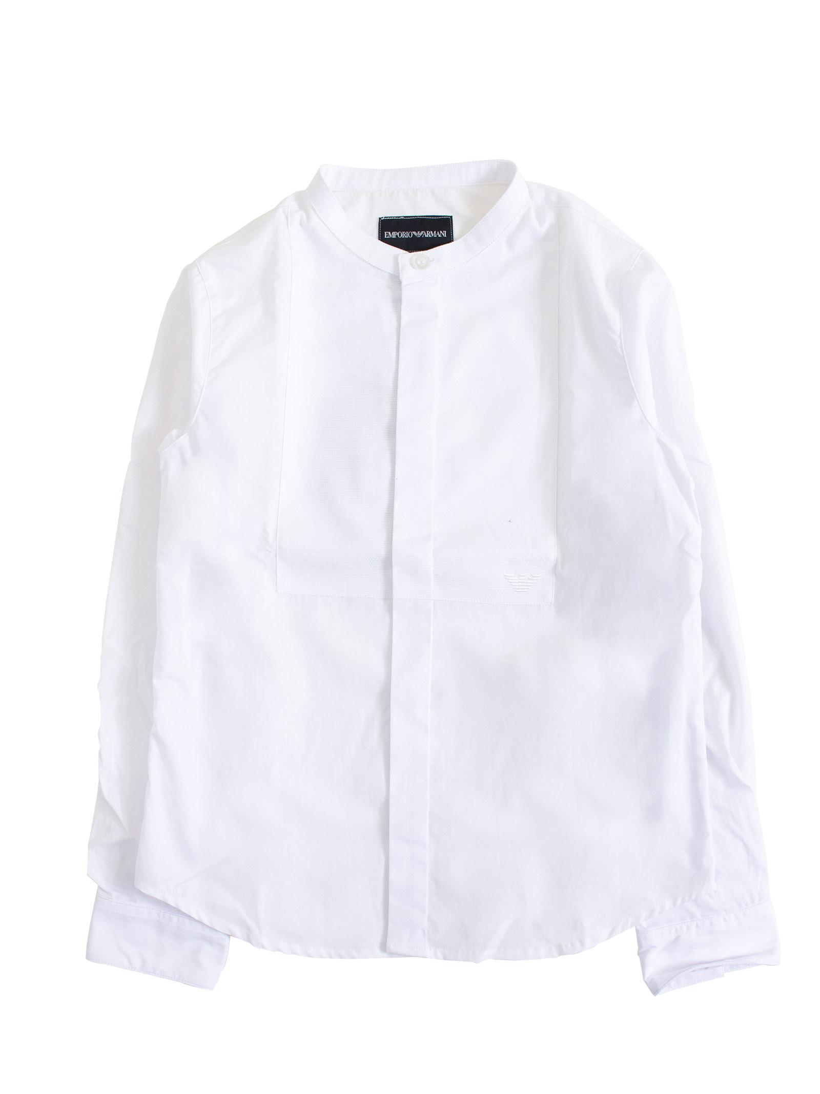 promo code 778af d0f55 Camicia bambino collo coreana