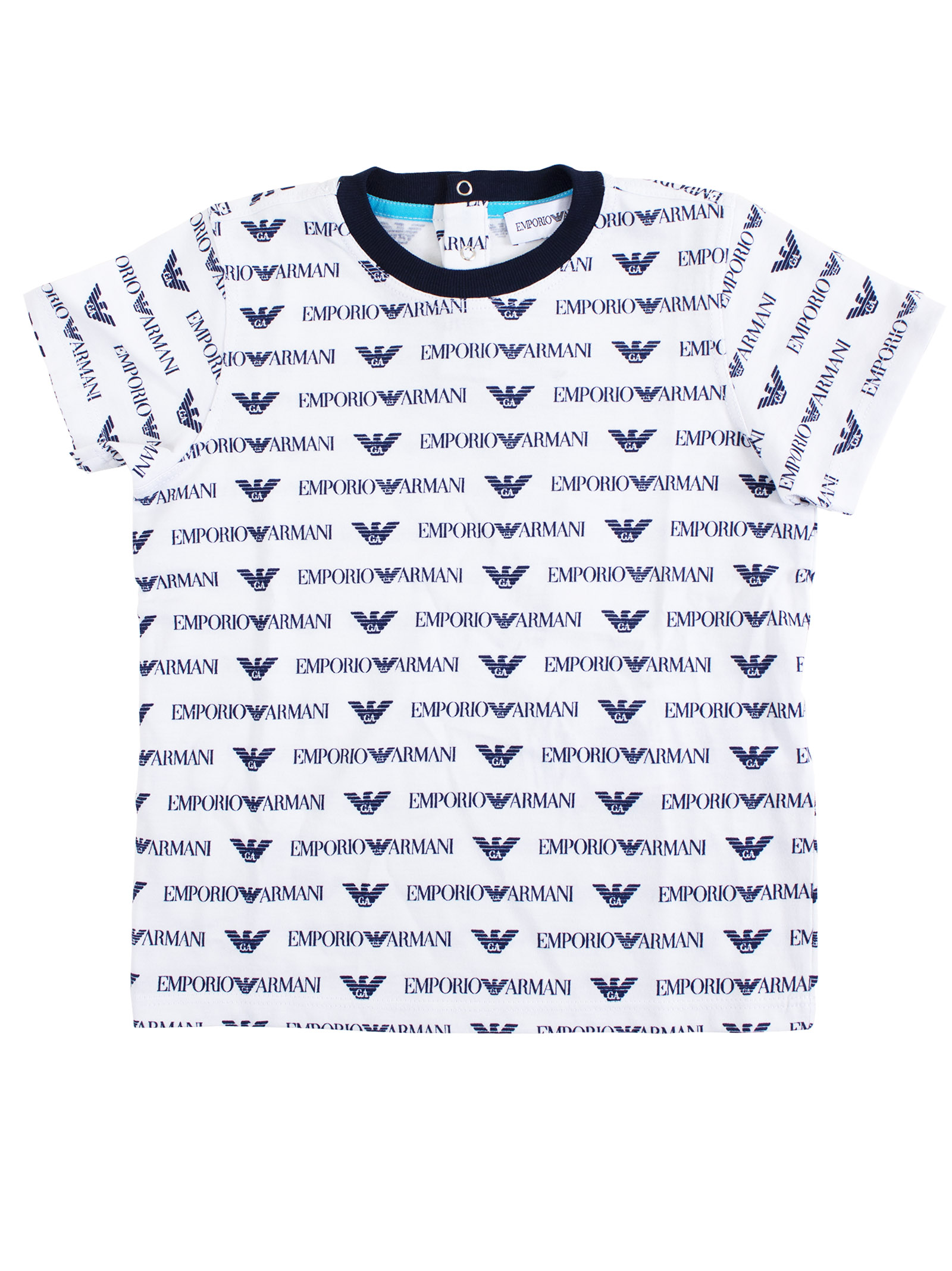 56487b3b HOME / CATEGORIES / CLOTHING / T-SHIRT / BABY T-SHIRT WITH LOGO /