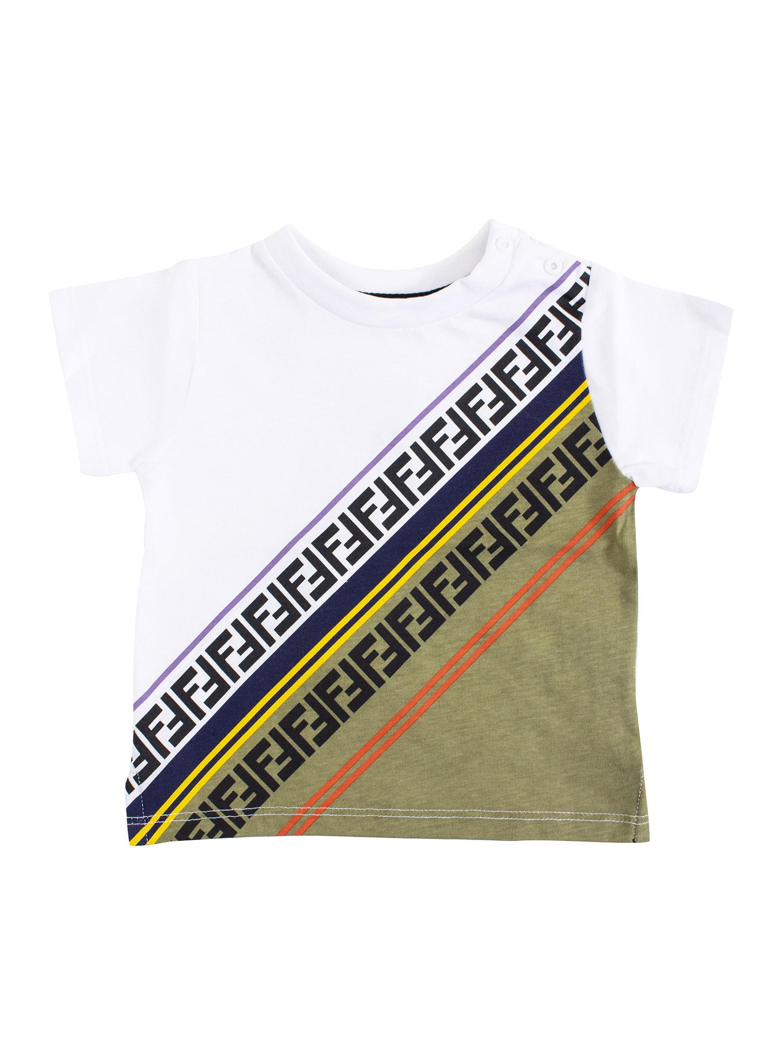 cheap for discount 7e814 82688 T-shirt Fendi neonato