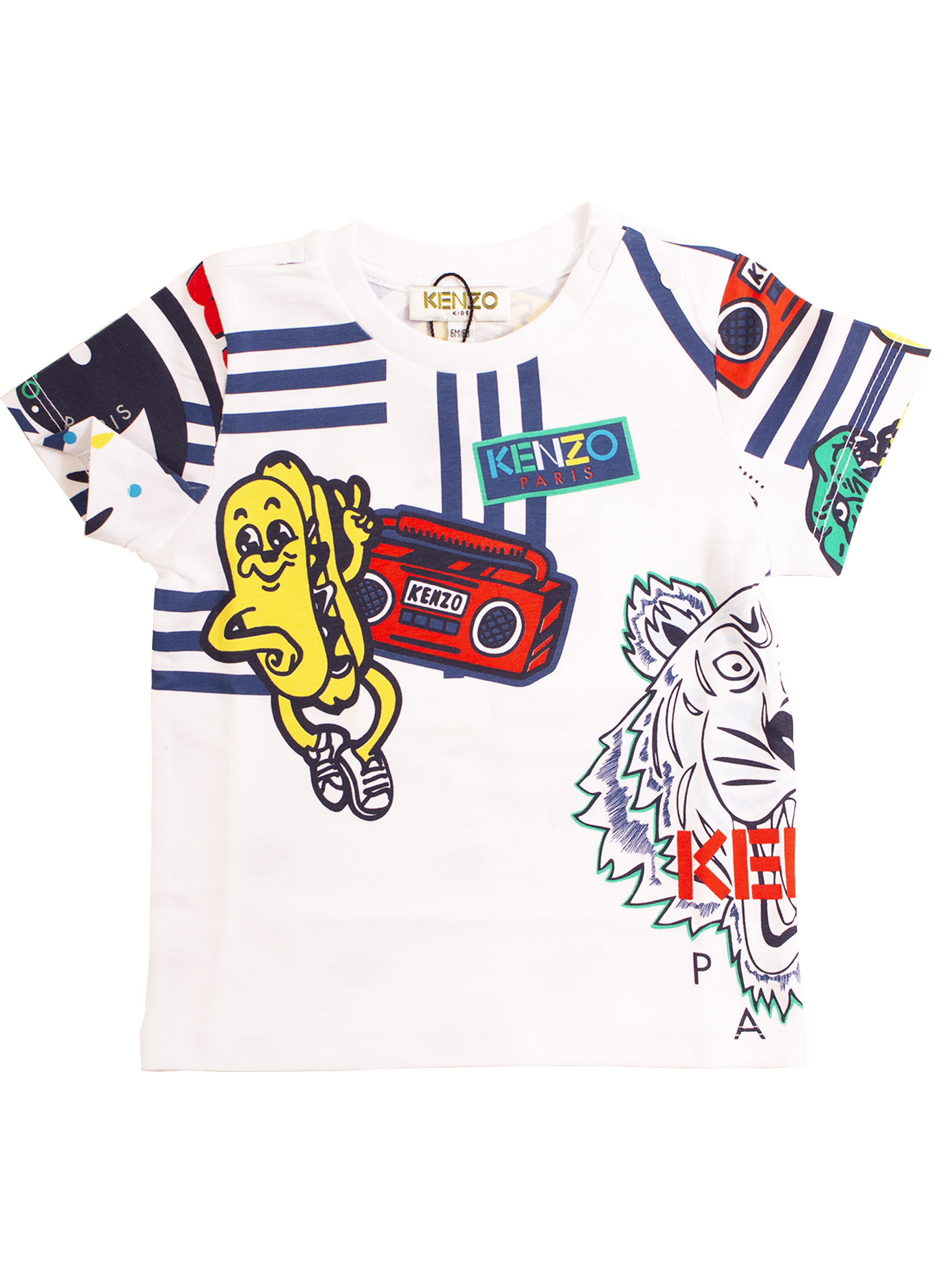 6d42f524 HOME / CATEGORIES BAMBINO / CLOTHING / T-SHIRT / KIDS T-SHIRT WITH PRINT /