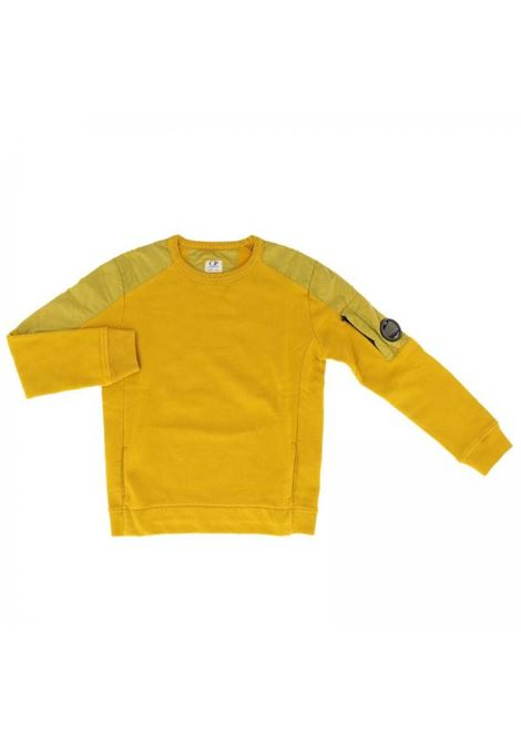 Kids sweatshirt with pockets on the shoulders C.P. COMPANY KIDS | Sweatshirts | 05CKSS22C 005296M231